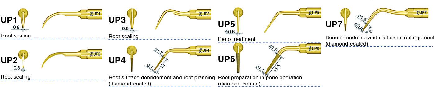 239- Periodontal Tip-WOODPECKER