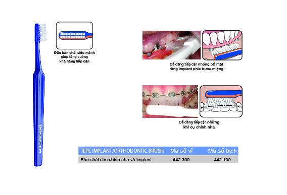 bàn chải dành cho chỉnh nha và implant-01